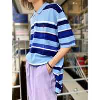 """POLO RALPH LAUREN"" striped polo shirt (BLU)"