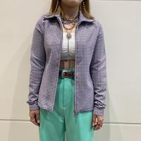 "90s ""Calvin Klein Jeans"" zip up shirt"