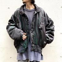 90s〜 shiny puffer jacket