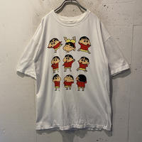 """old """"クレヨンしんちゃん"""" T-shirt"""