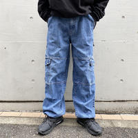 90s〜 design wide denim pants