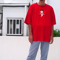 """Betty Boop"" T-sh(RED)"