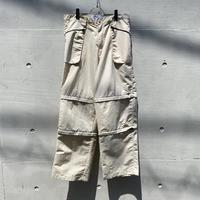 3way nylon cargo pants