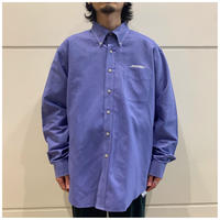 """""""LANDS' END"""" BOSE embroidery shirt"""
