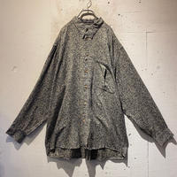 all pattern L/S shirt