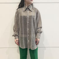 old see-through L/S shirt