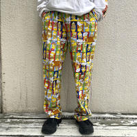 """THE SIMPSONS"" character easy pants"