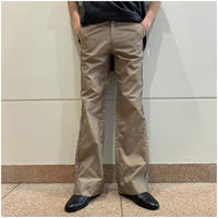 90s poly side line pants
