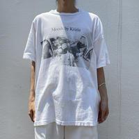 "90s ""Moods by Krizia"" photo printed tee"