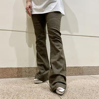 00s stretched flare pants