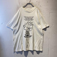 "90s ""Calvin&Hobbes"" T-shirt"