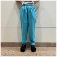 90s poly easy pants