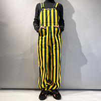 90s〜 stripe design overall