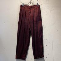 80s shiny slacks pants