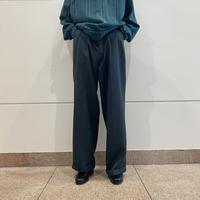 """90s~ """"DEADSTOCK"""" wide slacks pants"""