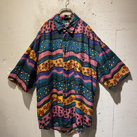 all pattern S/S shirt