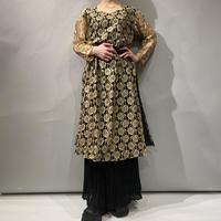 old lace design gorgeous dress