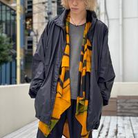 oversized nylon jacket