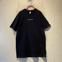 """old """"American  Apparel"""" T-shirt(BLK)"""