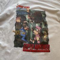 "90s ""DONKEY KONG 3"" printed tee"