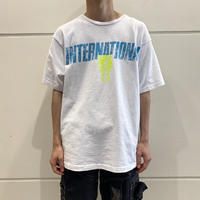"90s~ ""NIKE INTERNATIONAL"" printed T-shirt"