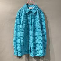 00s〜 punching design L/S shirt