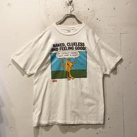"""90s """"DILBERT"""" printed tee"""
