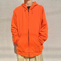 oversized zip up hoodie