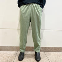 80s~ corduroy easy pants