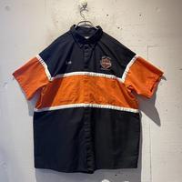 90s Harley-Davidson uniform shirt