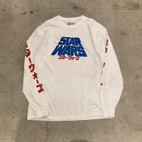 """old """"STAR WARS"""" printed T-shirt"""