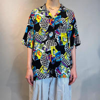old all pattern S/S shirt