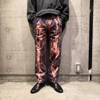 80s〜bleach design corduroy pants