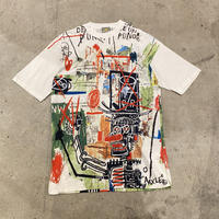 """90s """"Jean-Michel Basquiat"""" limited edition of 1000"""