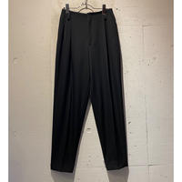 90s high-waist tapered slacks pants