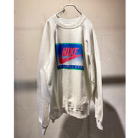 80s〜 NIKE printed sweat shirt