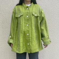 90s~ oversized shiny jacket