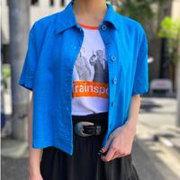short length S/S shirt