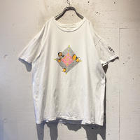 "90s ""NIKE"" CASCADE RUN OFF T-shirt"