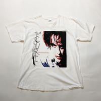 "00s ""THE CURE  BLOODFLOWERS"" tee"