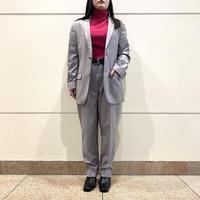 90s~ set up suit (GRY)