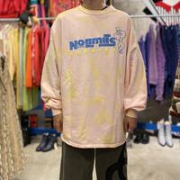 90s NO LIMITS printed sweat shirt