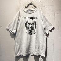 """90s """"Dalmatian"""" printed tee"""