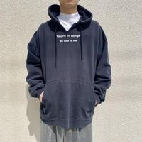 old damaged sweat hoodie
