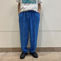90s~ striped easy pants