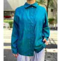 80s〜 shiny design L/S shirt