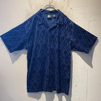 zebra pattern S/S shirt