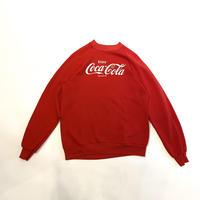 "80s〜""CocaCola"" sweat shirt"