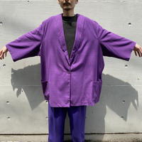 00s oversized s/s easy tailored jacket
