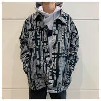 90s oversized coating design jakcet